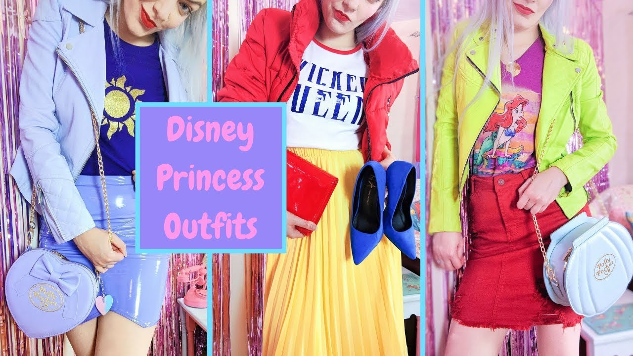 [VIDEO] - 5 Disney Princess Inspired Outfits | Autumn/Winter 1