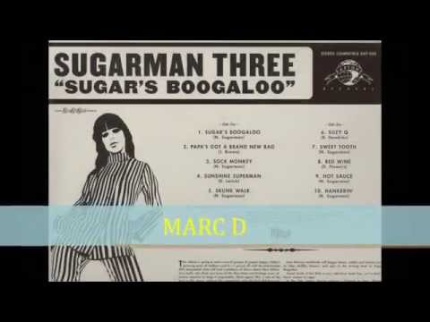 SUGARMAN THREE - HOT SAUCE - LP 'SUGAR'S BOOGALOO' - DAPTONE DAP 006