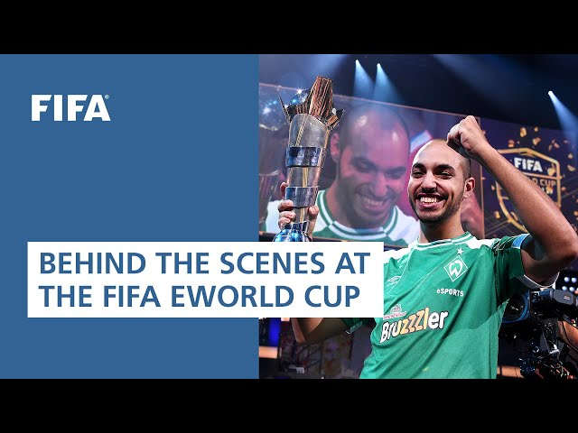 Mini Movie: FIFA eWorld Cup 2019 - EXCLUSIVE behind-the-scenes