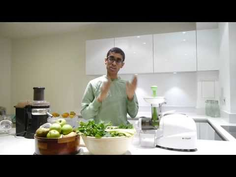 The Basics Of Juicing... Eliminate All Diseases