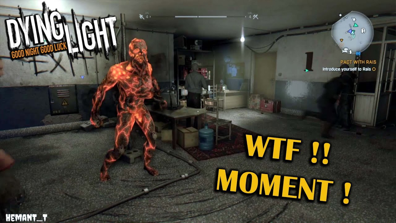 Dying Light Funny Moment