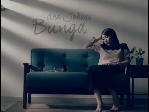 Ara Johari - Bunga [Official Music Video]