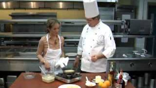 Crêpes Suzette Demonstration - IUP Academy of Culinary Arts