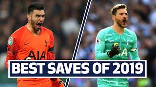 15 UNBELIEVABLE SAVES | Hugo Lloris & Paulo Gazzaniga's best 2019 stops