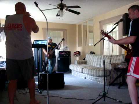 Trust Comapny - Downfall (Full Band Cover).MPG