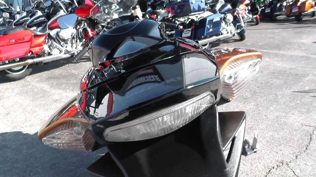 108191 - 2008 Suzuki GSX-R 1000 - Used Motorcycle For Sale