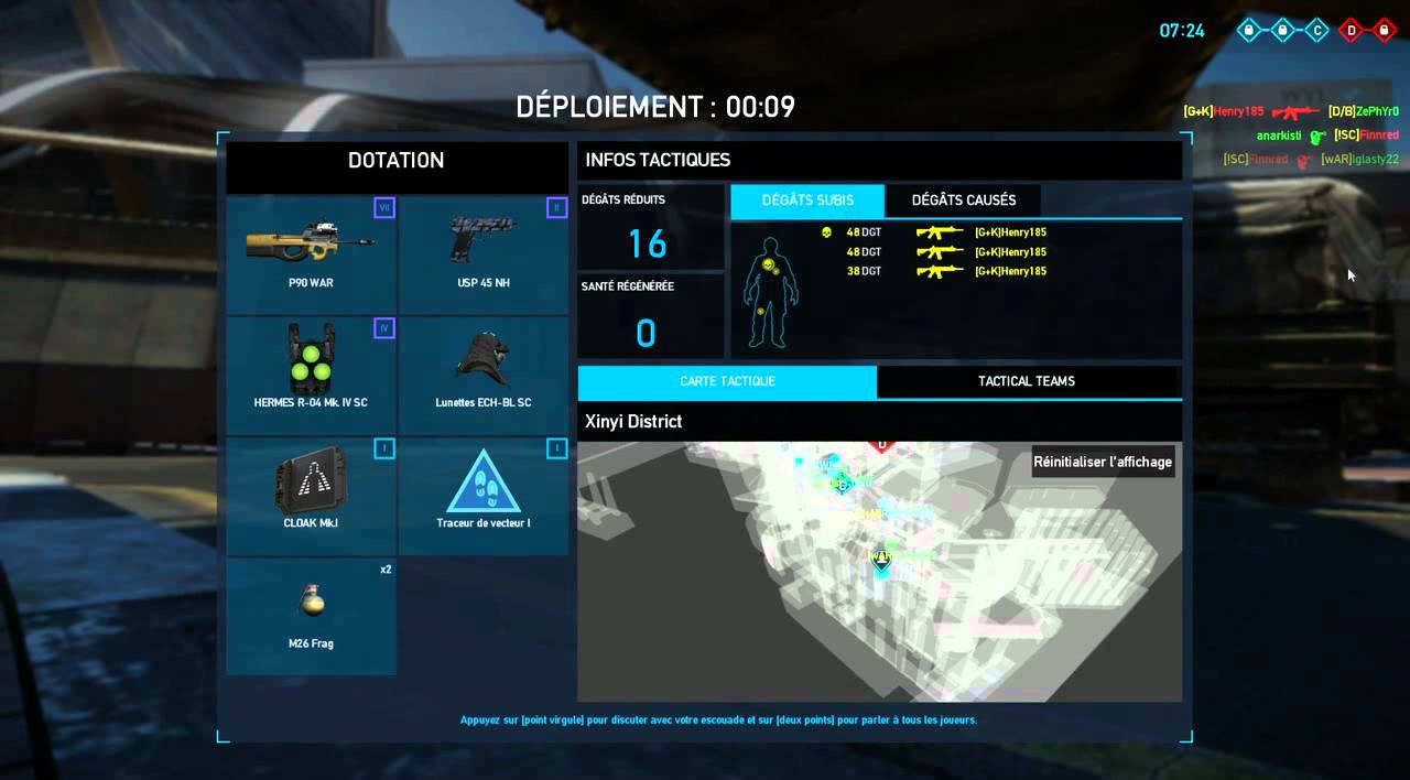 Advanced Matchmaking in Ghost Recon Online - Semantic Scholar