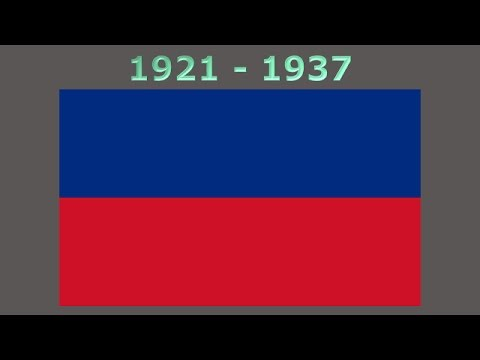 History of the Liechtenstein flag