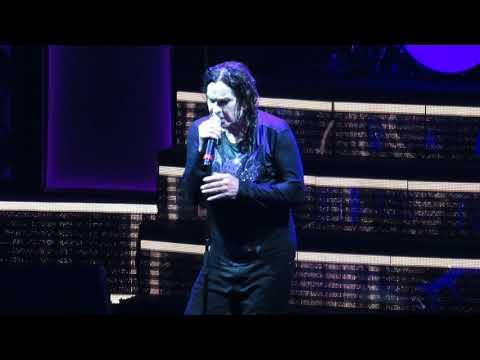Ozzy Osbourne   No More Tears   Blossom Music Center Ohio 9/16/18