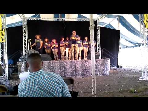 Dale Brown & Truth @ GNYC Campmeeting 2014-