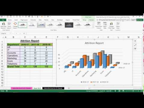 how to create a scatter graph in excel 2016