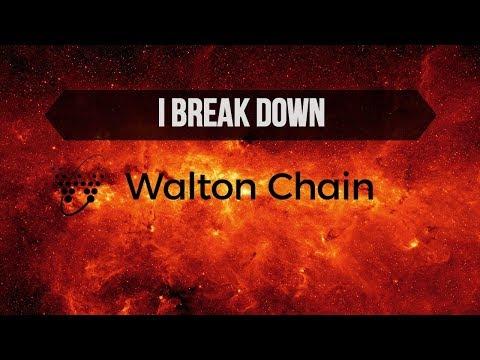 ☄️ WALTON CHAIN (WTC) WHAT IS IT? | IOTA vs WALTON | IS IT UNDERVALUED? 💪