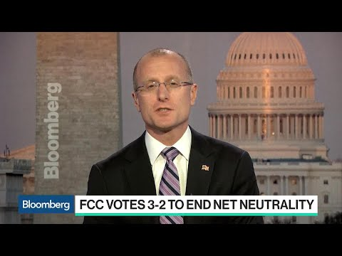 FCC Commissioner Carr Defends Net Neutrality Vote