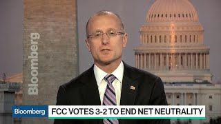 FCC Commissioner Carr Defends Net Neutrality Vote