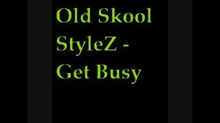 Get Busy [Old Skool MusiQ] - Sean Paul
