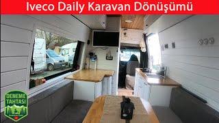 Iveco Daily Karavan Dönüşümü
