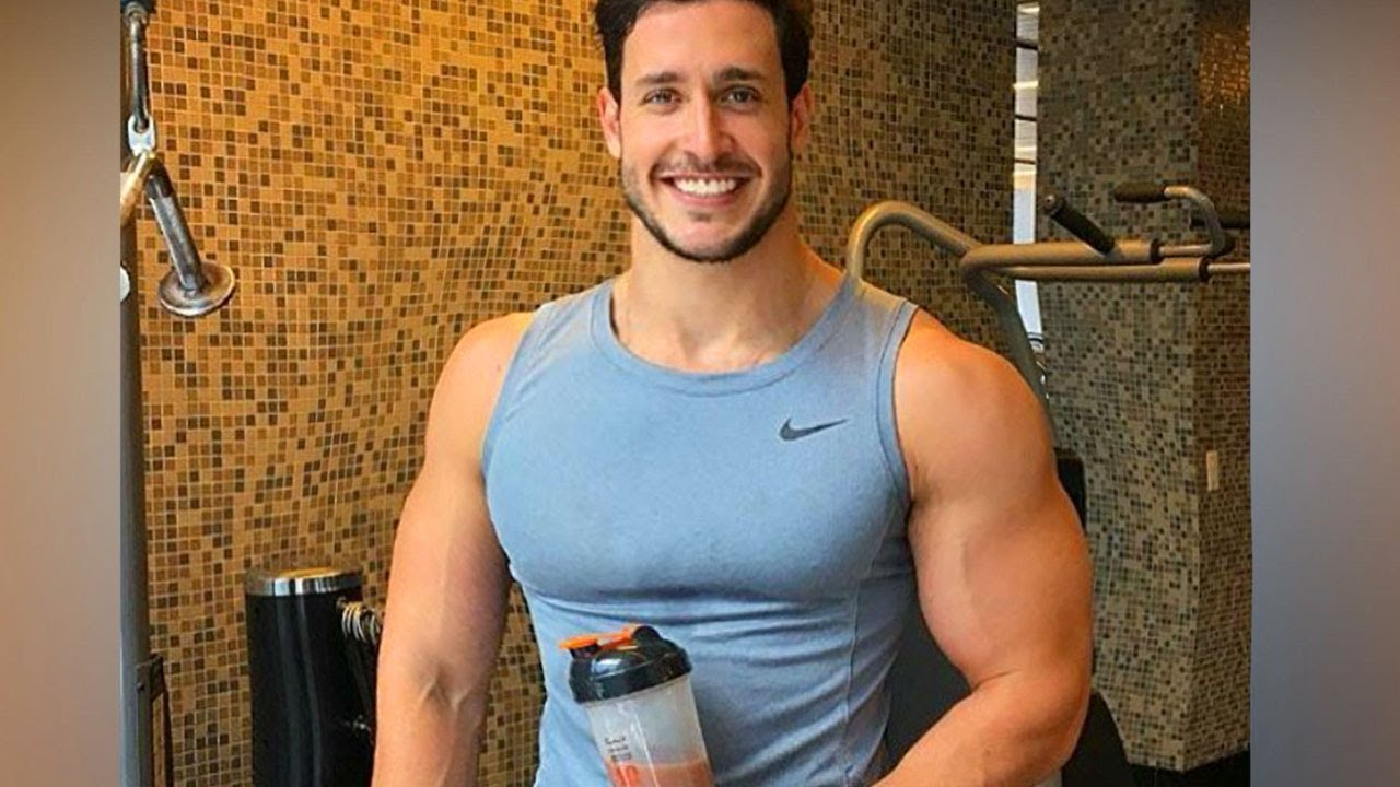 What Does Dr. Mike Eat?  How does Dr. Mike stay SOOOO jacked?