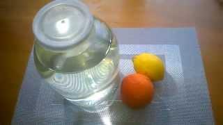 как улучшить вкус и аромат самогона. Цитрусовый микс