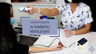 Udział Pacjenta w badaniach klinicznych