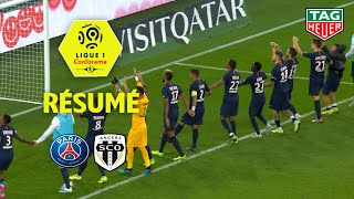 Paris Saint-Germain - Angers SCO ( 4-0 ) - Résumé - (PARIS - SCO) / 2019-20