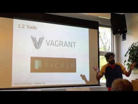 Vagrant boxes with Packer - Cristovao Verstraeten