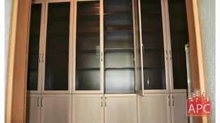 Книжный корпусной шкаф 3.5м на заказ(, 2013-05-12T16:23:42.000Z)