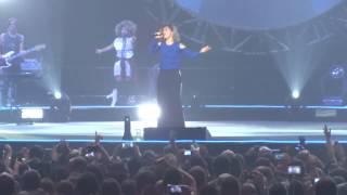 Elisa - Bruciare Per Te - ON Tour 2016 - Palalottomatica, Roma - 19.11.2016