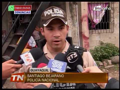 Detienen a presunto delincuente tras persecución policial