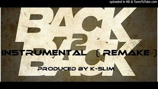 "DMW ft. DAVIDO, MAYORKUN, DREMO & ICHABA - ""BACK 2 BACK"" INSTRUMENTAL"