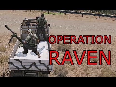 Operation Raven: Arma 3 Zeus Vanilla AAF Operations