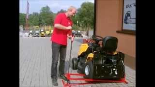 Zvedák traktoru