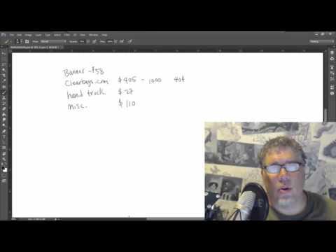 My SLC Comic Con Expenses - video #5