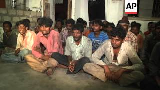 33 Indian fishermen charged with fishing in Pakistani territor…