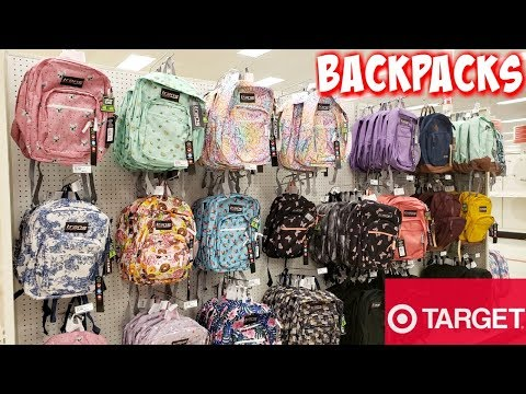 TARGET BACK TO SCHOOL BACKPACKS BENTO BOX LUNCH SUPPLIES * SHOP WITH ME 2019