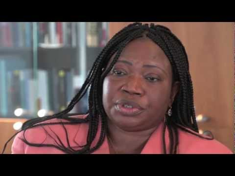 ICC Prosecutor Fatou Bensouda on investigating and prosecuting sexual and gender-based crimes