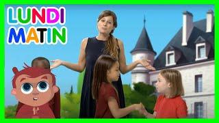 Lundi Matin - Les Amis de Boubi (Comptines pour enfants)
