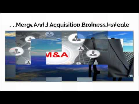 Looking For Mergers And Acquisitions Services in USA