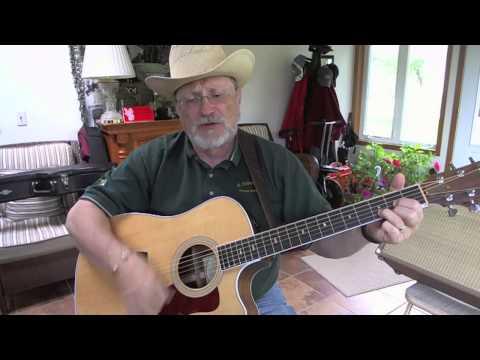 1304 -  Mercury Blues -  Alan Jackson cover with guitar chords and lyrics