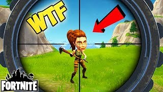 WORLDS GREATEST SNIPER SHOT! - Fortnite Funny Fails and WTF Moments! #32 (Fortnite Funny Moments)