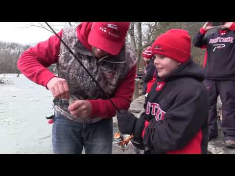 Nashville Trout Fishing At Nice Mill Dam Recreation Area