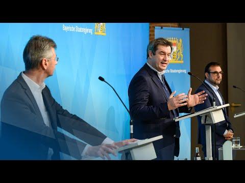 Pressekonferenz zur Corona-Pandemie (12.01.21)