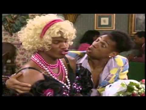 In Living Color Wanda Meets Luther The Ugly Man HD] - YouTube_xvid