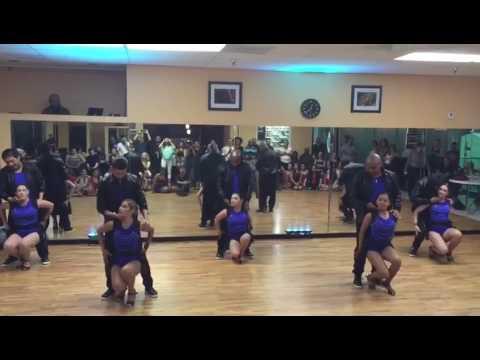 Island Touch Debut Performance Dejame Tenerte July 2016