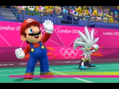 Mario and Sonic at the London 2012 Olympic Games (Wii) - London Party Mode & End Credits