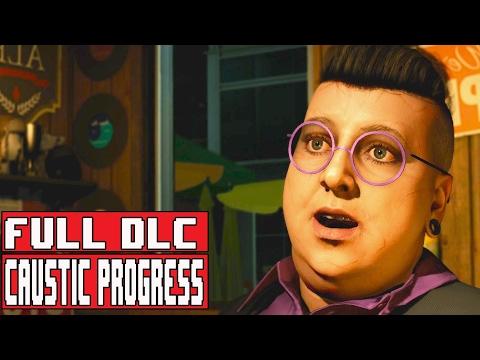Watch Dogs 2 Human Conditions Gameplay Walkthrough Part 2 (Caustic Progress)