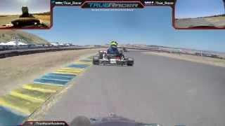 Shifter Kart Race 1: SuperKarts USA at Sonoma Round 4