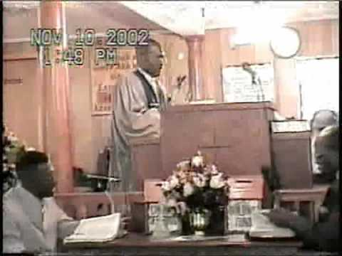 The Late Bishop Nathaniel Gamble, Sr. Church of God & TrueHoliness 16th Annual Feast