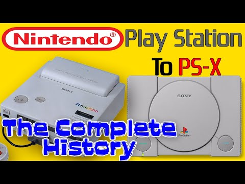 From Nintendo PlayStation to Sony PSX - The history behind the name.
