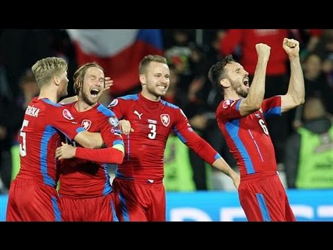 Czech Republic - Top 10 Goals 2014/2015 | I am a proud Czech |