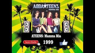 A Teen´s - Mamma Mia  (Radio Version) Resimi